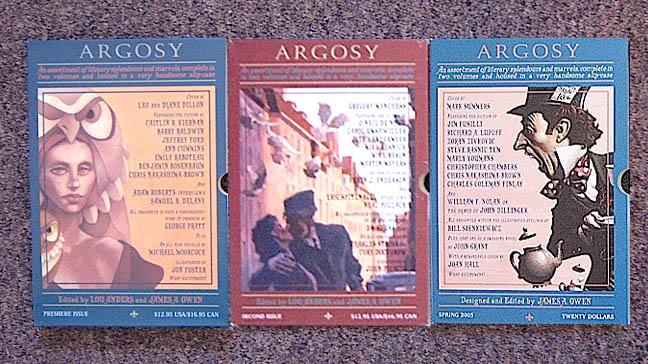 Argosy Set