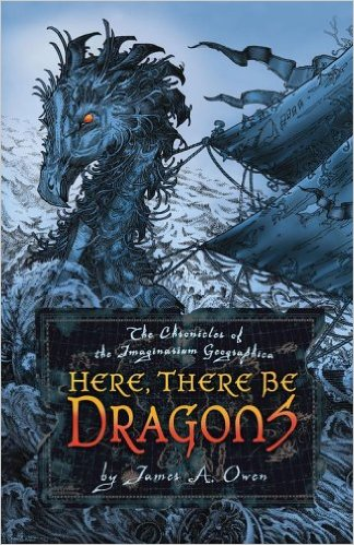 Hardcover Edition - Book I: Here, There Be Dragons