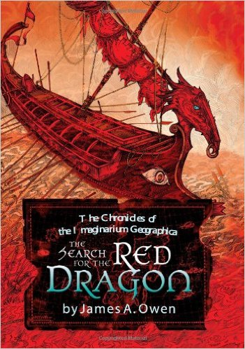 Hardcover Edition - Book II: The Search for the Red Dragon