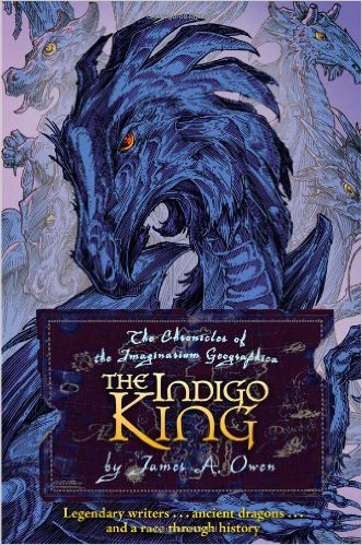 Hardcover Edition - Book III: The Indigo King