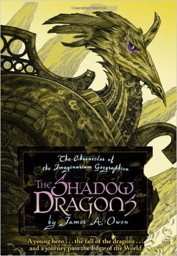 Hardcover Edition - Book IV: The Shadow Dragons