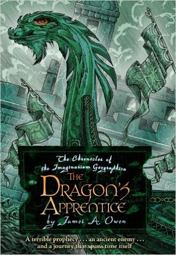 Hardcover Edition - Book V: The Dragon's Apprentice