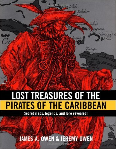 The Lost Treasures of the Pirates of the Caribbean