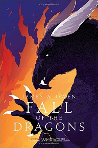 Paperback Omnibus Edition - Book III: The Fall of the Dragons