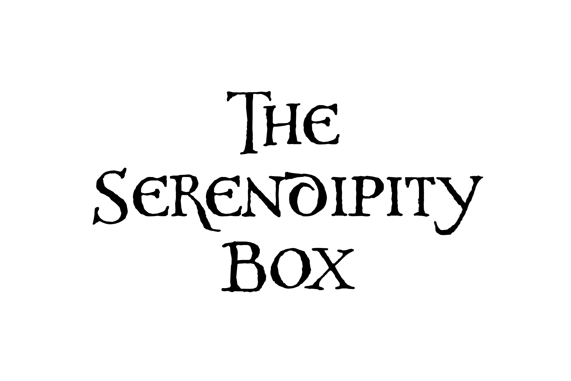 The Serendipity Box