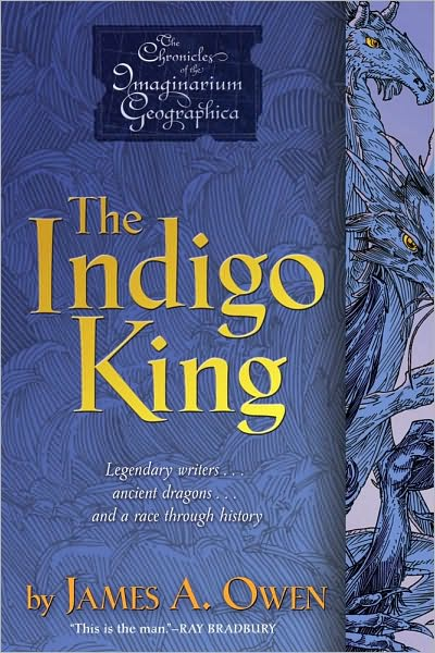 Paperback Edition - Book III: The Indigo King