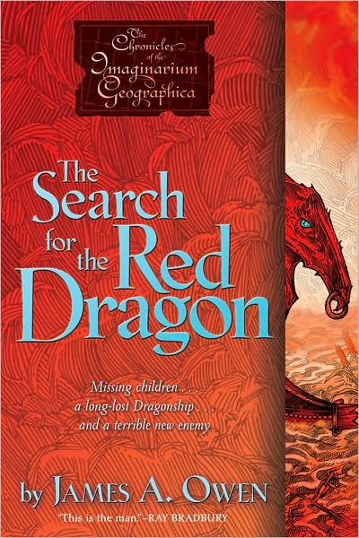 Paperback Edition - Book II: The Search for the Red Dragon