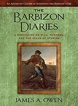 BOOK 2: THE BARBIZON DIARIES: A Meditation on Will, Purpose, and the Value Of Stories — Hardcover 2016 Edition