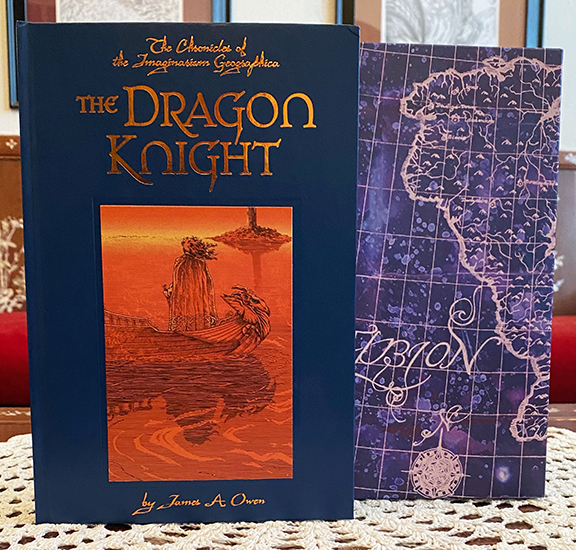 The Dragon Knight - Signed & Slipcased Limited Art Edition