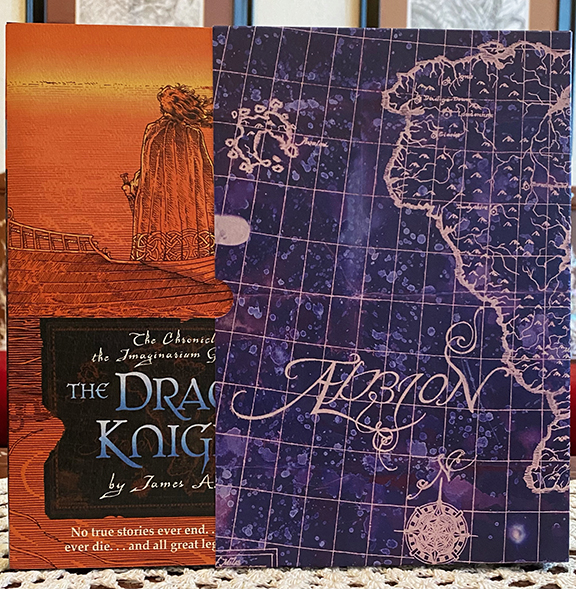 The Dragon Knight - Signed & Slipcased Edition